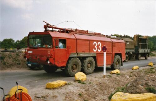 1989 SSV Esk 103 Verkbat. Fotos van Huz Johan Hendriks. Voertuigen 13