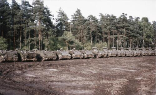 1989 SSV Esk 103 Verkbat. Fotos van Huz Johan Hendriks. Voertuigen 5