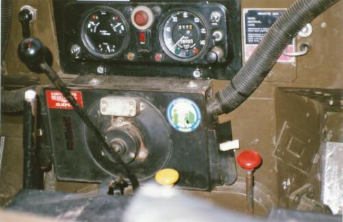 1989 SSV Esk 103 Verkbat. Fotos van de Landrover van Johan Hendriks 4
