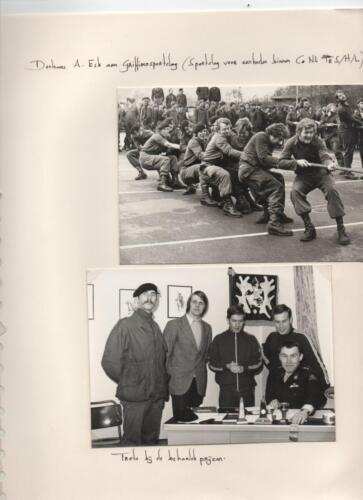 1972 A-Esk 103 Verkbat; Griffioensportdag. Uit fotoboek van de Ritm R Meeder (1)