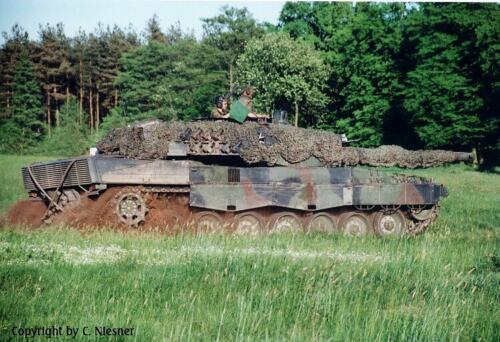 1998 103 Verkbat met Aufklärungsbataillon 3 uit Lüneburg; Oef Recce Alone Omgeving Celle (Inzender C Niesner) (2)