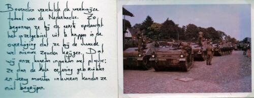1972 A-Esk 103 Verkbat; Oef Juno Catch. Uit het fotoboek van de Ritm R Meeder  (5)