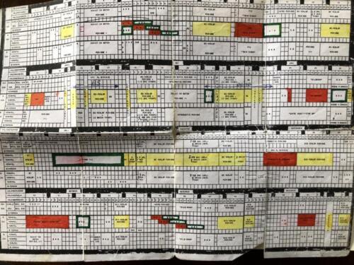 1990 103 Verkbat Jaarplanning en OefenprogrammaInz. Marcel Grandia