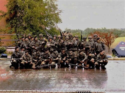 1990 1991 B Esk 3e Pel 103 Verkbat Gereed voor actie