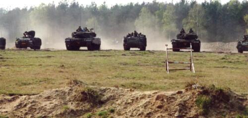 1990 A Esk 103 Verkbat Schietserie