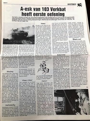 1991 A Esk 103 Verkbat Artikel Griffioen A Esk Luneburger Heide Inz Marcel Grandia