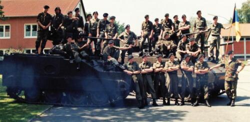 1992 B Esk 103 Verkbat lichting 92 7 Bernhardkazerne Esk Verkpel Inz. Guy Jeurisse 2