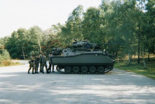 1992 B Esk 103 Verkbat lichting 92 7 SEV Bernhardkazerne Inz. Guy Jeurissen 1
