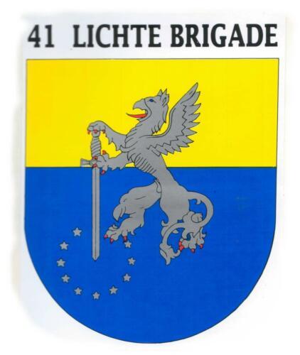 1992 Embleem van de 41e lichte brigade