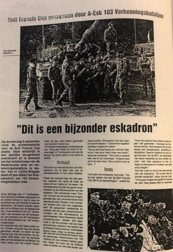 1993 09 A Esk 103 Verkbat Winnaar Bult Francis cup met Ritm vd Laan Wmrs I v Schaik en Oesterholt. 2