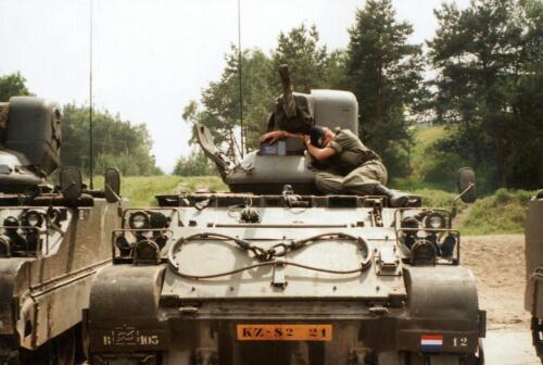 1993 B Esk 103 Verkbat li 92 7 Schietserie en oef Light Viper Inz. Guy Jeurissen 2