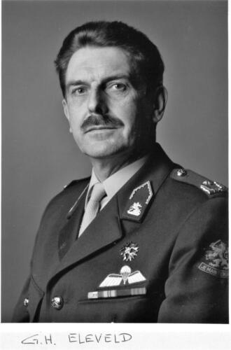 1993 Brigade generaal George H. Eleveld