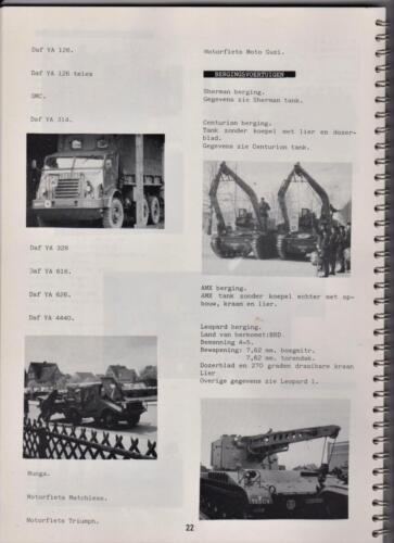 1986 'Contact, wacht uit'... Kroniek van 25 jaar 103 Verkenningsbataljon 22