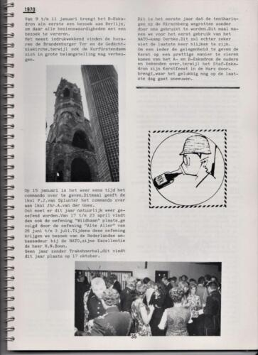 1986 'Contact, wacht uit'... Kroniek van 25 jaar 103 Verkenningsbataljon 35