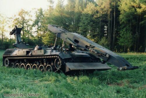 1998 103 Verkbat met Aufklärungsbataillon 3 uit Lüneburg; Oef Recce Alone Omgeving Celle (Inzender C Niesner) (1)