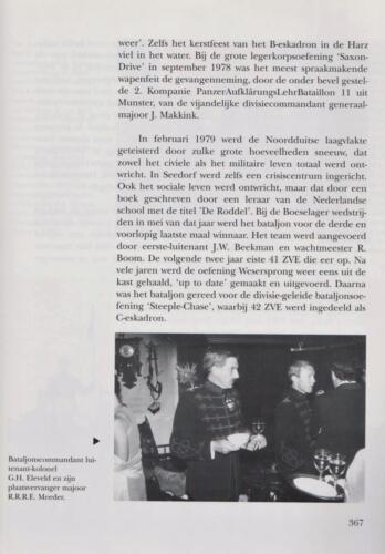 1961 - 2002 Par 31 'De Trakehners' Bron boek 'Huzaren van Boreel' uitg. 2003 auteur lkol A. Rens 9