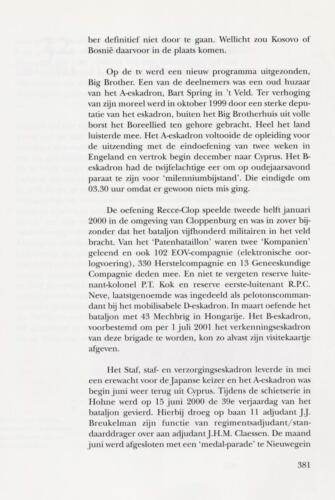 1961 - 2002 Par 31 'De Trakehners' Bron boek 'Huzaren van Boreel' uitg. 2003 auteur lkol A. Rens 23