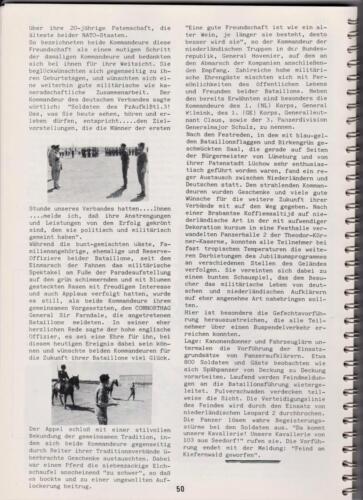 1986 'Contact, wacht uit'... Kroniek van 25 jaar 103 Verkenningsbataljon 50