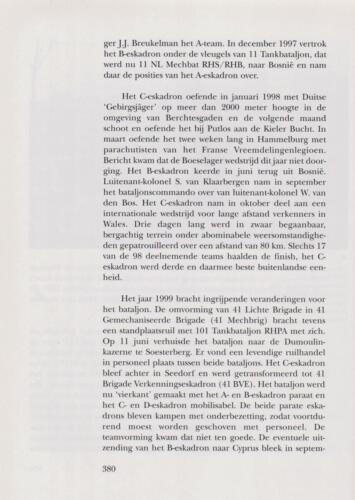 1961 - 2002 Par 31 'De Trakehners' Bron boek 'Huzaren van Boreel' uitg. 2003 auteur lkol A. Rens 22