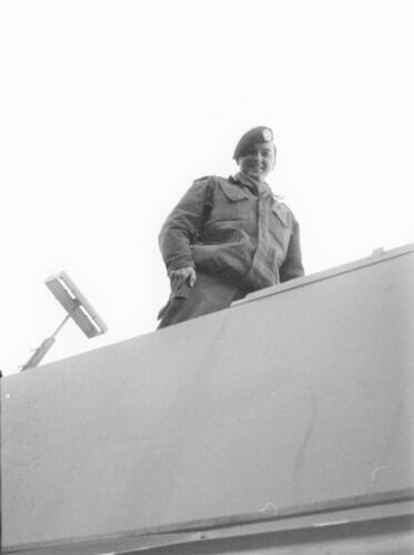1966-1967 A-Esk 103 Verkbat; Trein laden of ontladen. Uit het fotoarchief van Jan Stoffels  (7)
