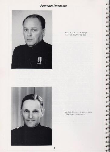 1986 'Contact, wacht uit'... Kroniek van 25 jaar 103 Verkenningsbataljon 4