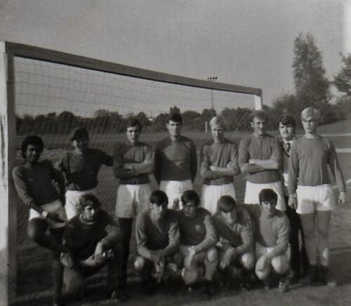 1970-07 B-esk 103 Verkbat; Oef Pantserstorm Roosendaal. Uit het fotoboek van de Elnt RRRE Meeder  (4)