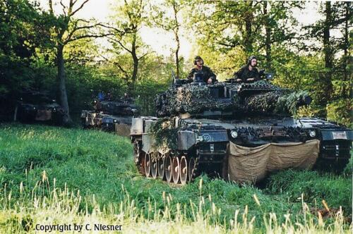 1998 103 Verkbat met Aufklärungsbataillon 3 uit Lüneburg; Oef Recce Alone Omgeving Celle (Inzender C Niesner) (25)