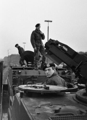 1966-1967 A-Esk 103 Verkbat; Trein laden of ontladen. Uit het fotoarchief van Jan Stoffels  (8)