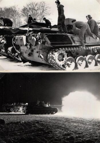 1971-1972 A-Esk 103 Verkbat; Schietserie 72-1 Hohne. Uit het fotoboek van de Ritm R Meeder  (2)