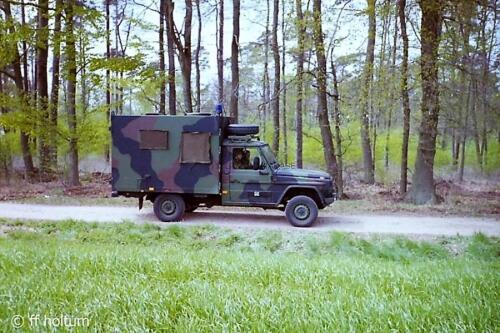 1986-05 B-Esk 103 Verkbat; FTX Oefening Galerie Freese Holtum-Marsch. Hoya-Asendorf (20)
