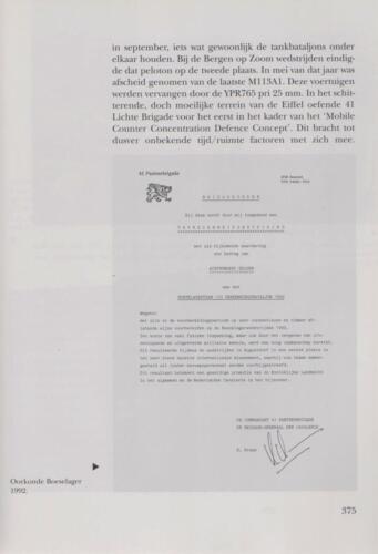 1961 - 2002 Par 31 'De Trakehners' Bron boek 'Huzaren van Boreel' uitg. 2003 auteur lkol A. Rens 17