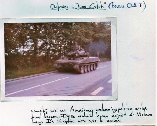 1972 A-Esk 103 Verkbat; Oef Juno Catch. Uit het fotoboek van de Ritm R Meeder  (6)