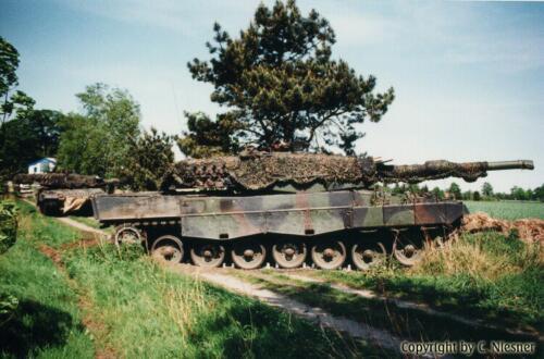 1998 103 Verkbat met Aufklärungsbataillon 3 uit Lüneburg; Oef Recce Alone Omgeving Celle (Inzender C Niesner) (4)