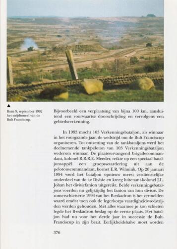 1961 - 2002 Par 31 'De Trakehners' Bron boek 'Huzaren van Boreel' uitg. 2003 auteur lkol A. Rens 18
