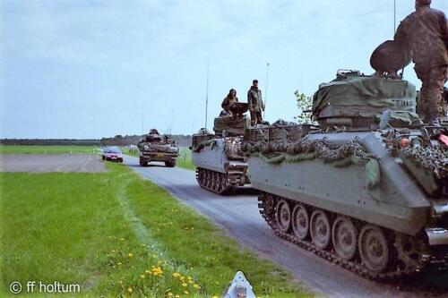 1986-05 B-Esk 103 Verkbat; FTX Oefening Galerie Freese Holtum-Marsch. Hoya-Asendorf (11)