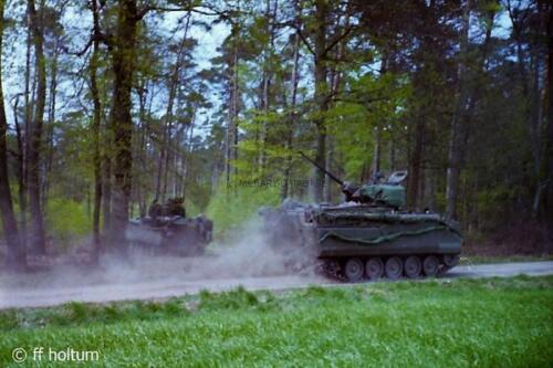 1986-05 B-Esk 103 Verkbat; FTX Oefening Galerie Freese Holtum-Marsch. Hoya-Asendorf (19)