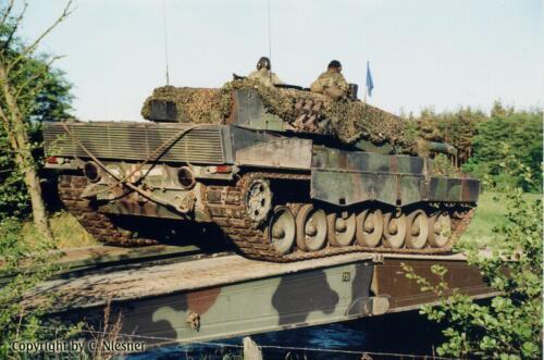 1998 103 Verkbat met Aufklärungsbataillon 3 uit Lüneburg; Oef Recce Alone Omgeving Celle (Inzender C Niesner) (19)