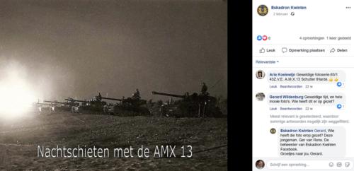 2. 1966 - 1967 A-Esk Kwinten 103 Verkbat; Schietseries