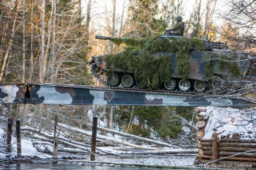 2015 02 14 Oefening Baltic Bison Estland 1