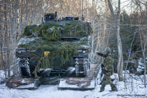 2015 02 14 Oefening Baltic Bison Estland 2