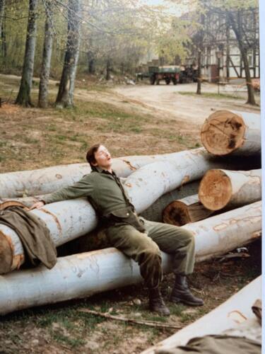 27. 1980 A Esk 103 Verkbat 79 4 Deelname Boeselager Tlnt Peter vd Aker helemaal leeg. Fotoalbum John Emmen 1 1
