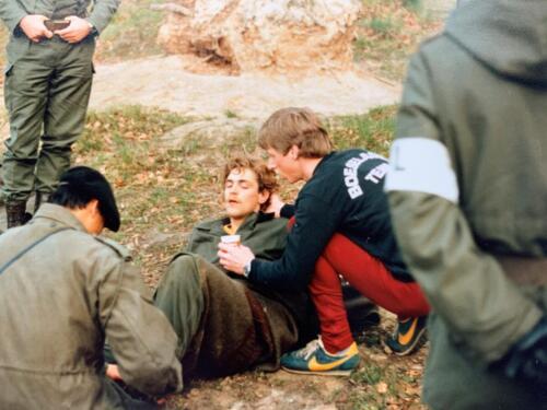 29. 1980 A Esk 103 Verkbat 79 4 Deelname Boeselager zie voor verklarende tekst de bijlage. Fotoalbum John Emmen 1 1