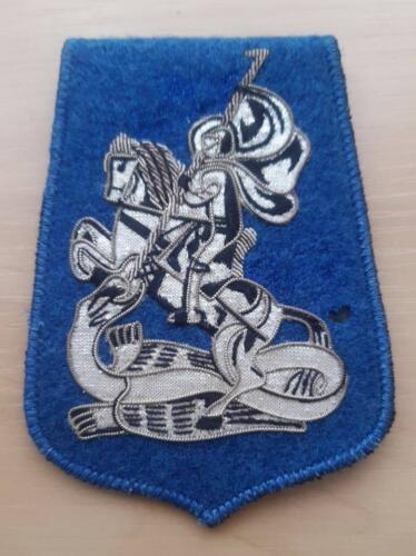 2. Sint Joris en de draak; Patroon der NL Cavalerie maar ook die van o.a. Amersfoort, Barcelona, Mons enz.