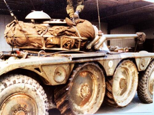 32. 1980 A Esk 103 Verkbat 79 4 Deelname Boeselager zie voor verklarende tekst de bijlage. Fotoalbum John Emmen 1 1