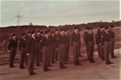 6. 1976 1981 B Esk 103 Verkbat Eskadrons en groepsfotos Inz. Louis Beeke 5