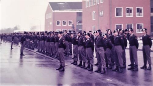 1976 1981 B Esk 103 Verkbat Eskadrons en groepsfotos Inz. Louis Beeke 6