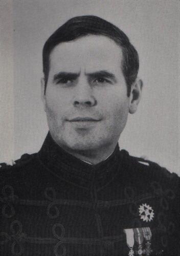 7. 1971 11 01 tot 1973 09 01 Lkol R. P. Hoondert Commandant 103 Verbat