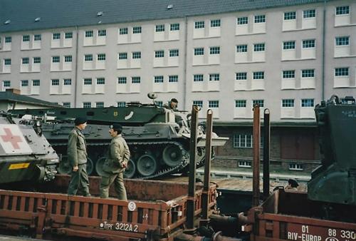 1979 1980 SSV Esk 103 Verkbat Bergingstank op perronInzender John Pettinga