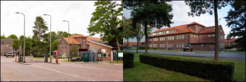 8. Bernhardkazerne Nieuwbouwplannen en realisatie. aanvang 2022