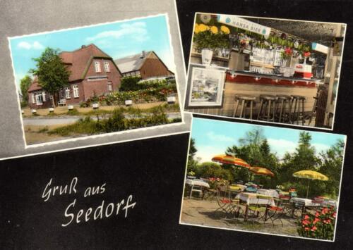 Briefkaart uit Seedorf
